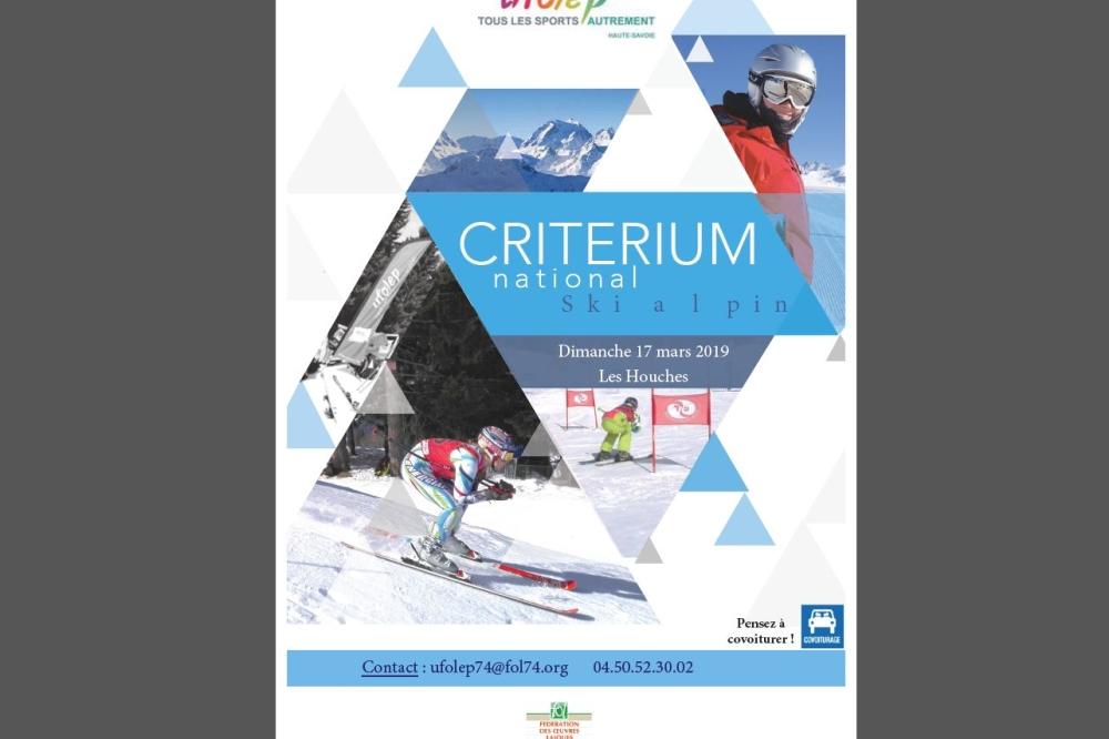 Critérium National UFOLEP 2019