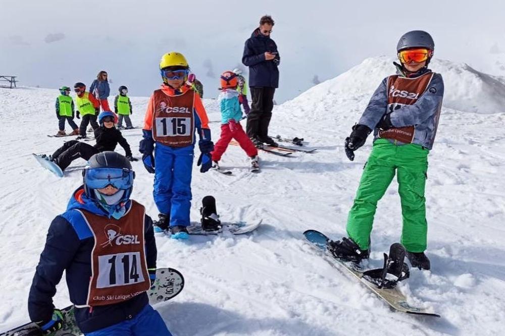 Mercredis Neige - Ski & Snow
