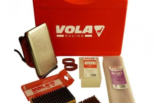 VOLA - Démonstration fartage/affutage