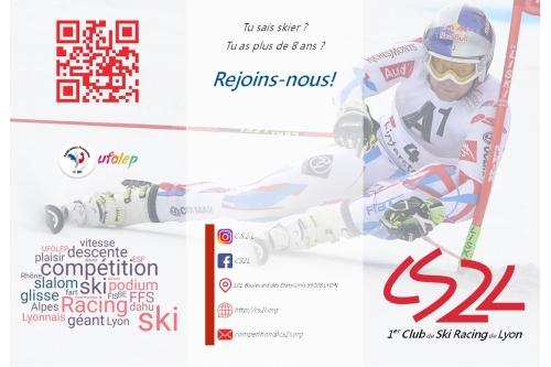 Ski Compétition - Réunion d'information