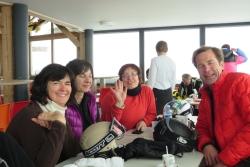 Séjour ski alpin avril 2014